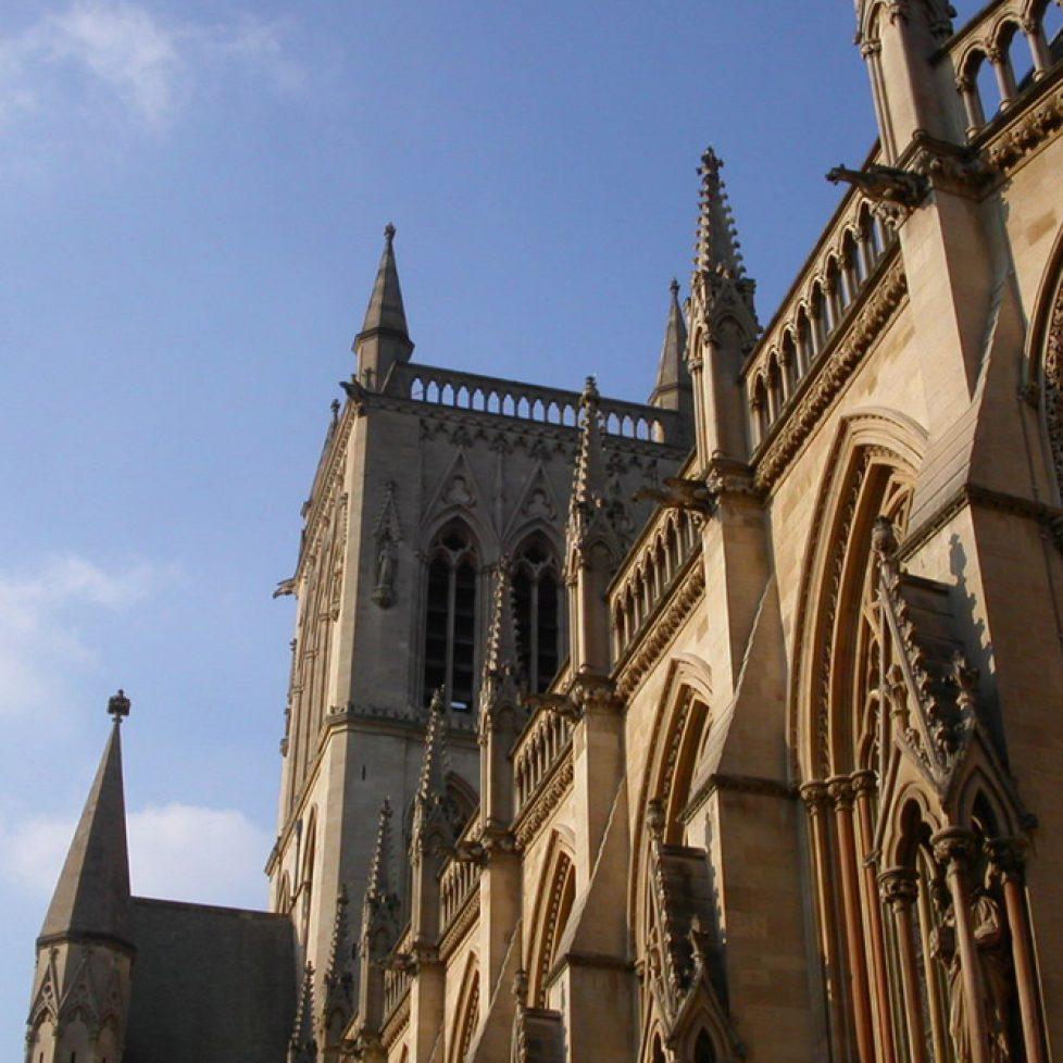 Een trip naar Cambridge