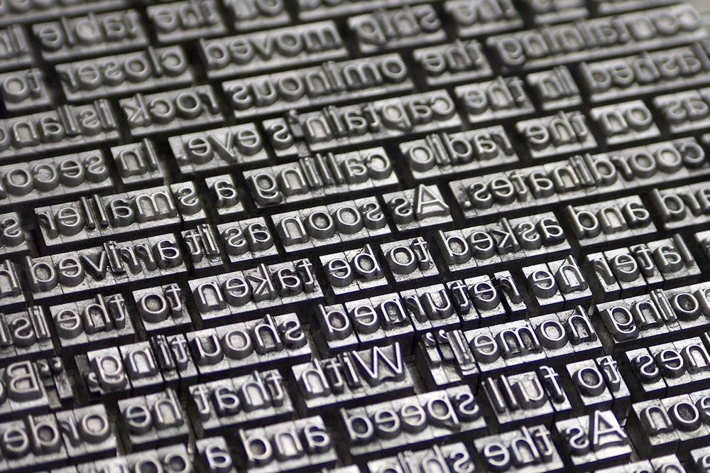 De woordenschat van een makelaar